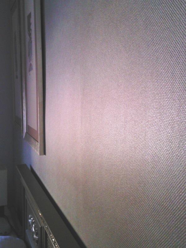 Cuadros y papel pintado cabecero de cama dormitorio - Papel pintado cabecero cama ...