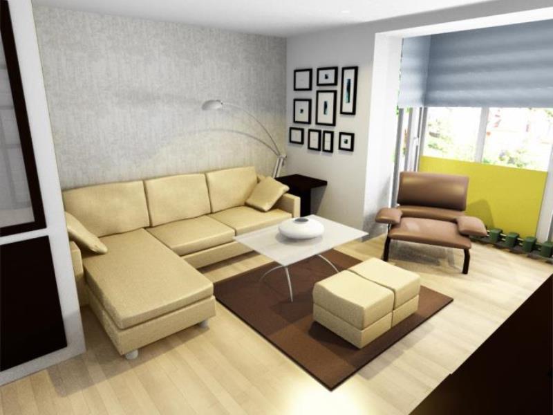 Proyecto sal n distribuci n reformas y decoraci n de for Proyecto decoracion interiores