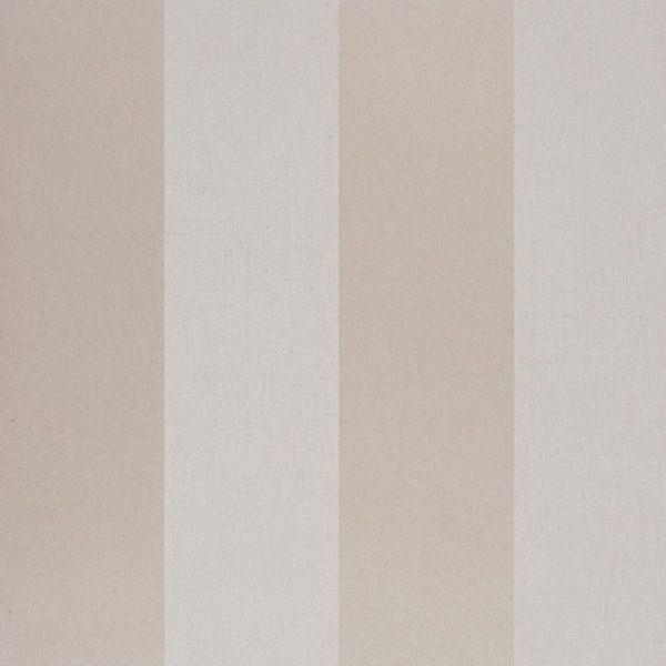 Papel pintado rayas beige nacaradas casadeco reformas y - Dormitorios pintados a rayas ...