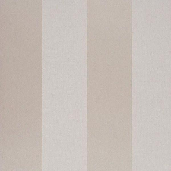 Papel pintado rayas beige nacaradas casadeco reformas y for Papel pintado rayas beige