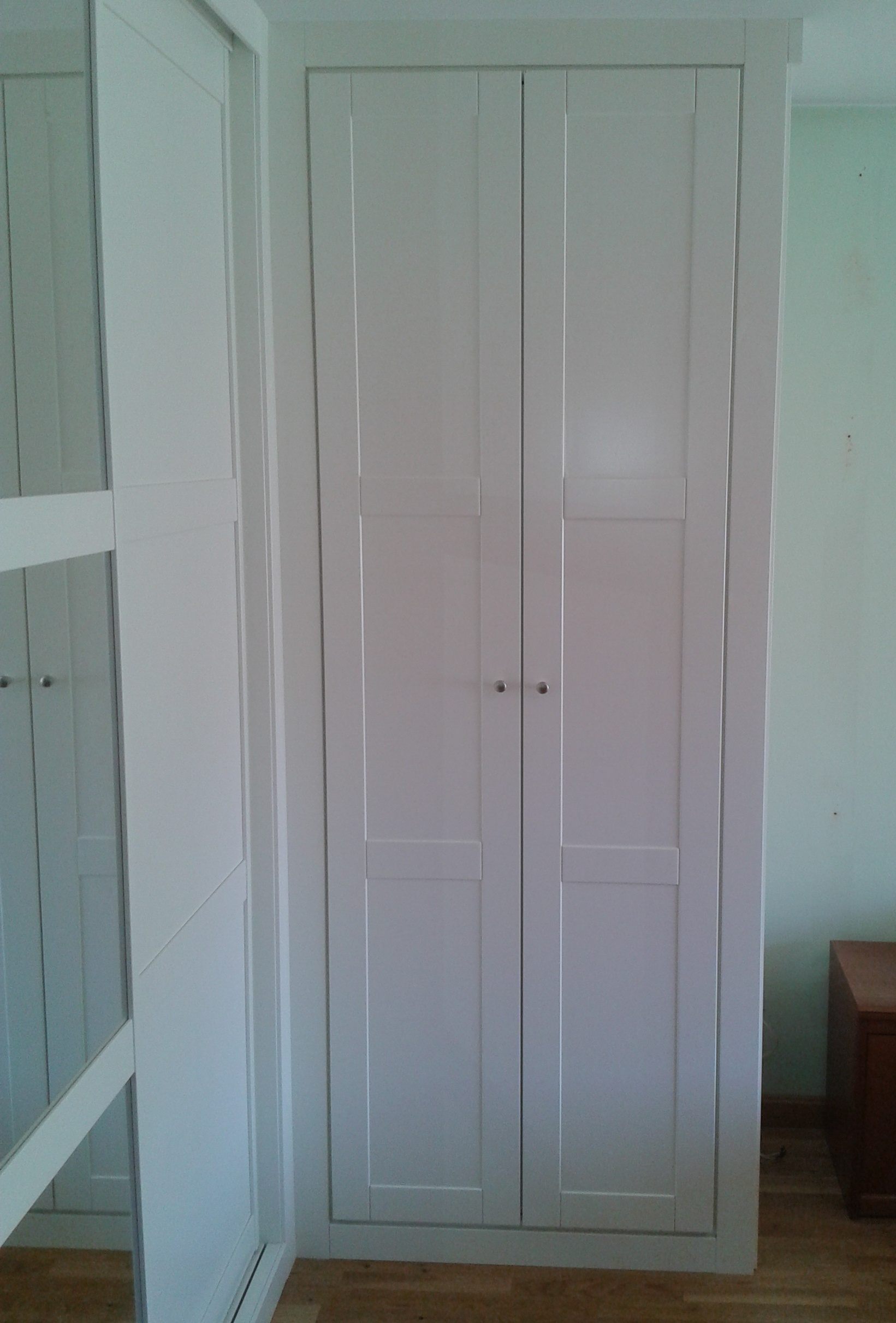 Armarios empotrados reformas y decoraci n de interiores - Armarios en l ...