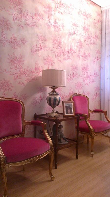 Sillas sillones y butacas reformas y decoraci n de interiores en le n - Sillas antiguas restauradas ...